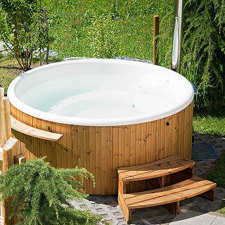 Image Of Residential Hot-Tubs