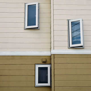 Image Of Residential Siding